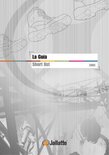 La GUIA Short List Jallatte 2005