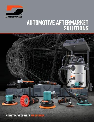 Dynabrade Automotive Aftermarket Solutions