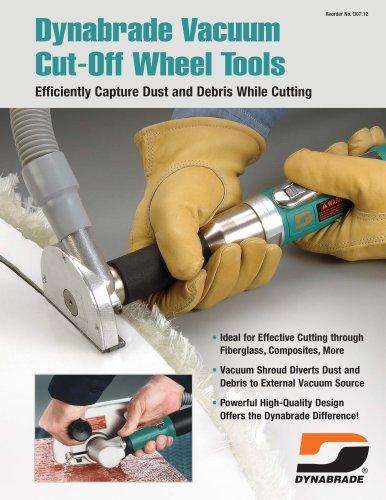 Dynabrade Vacuum cCt-Off Wheel Tools