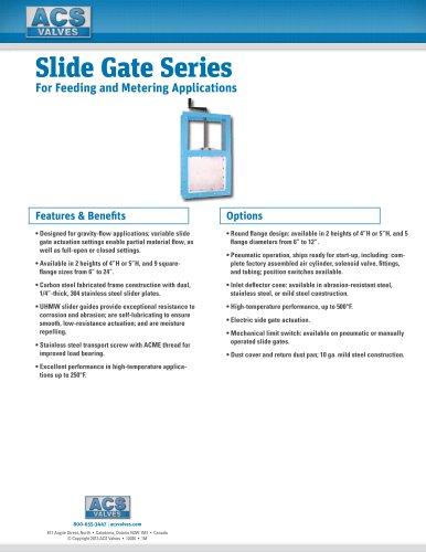 Slide Gate Series