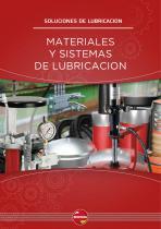 Materiales y sistemas de lubricacion