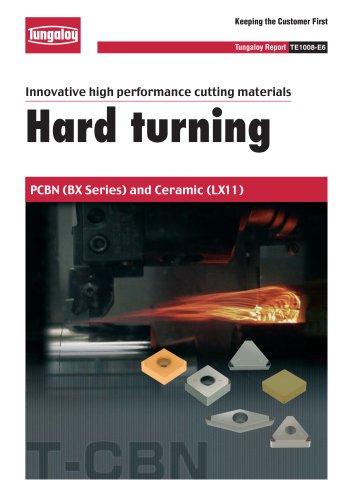 CBN cutting insert