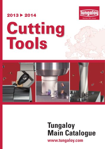 General Catalogue cutting tools
