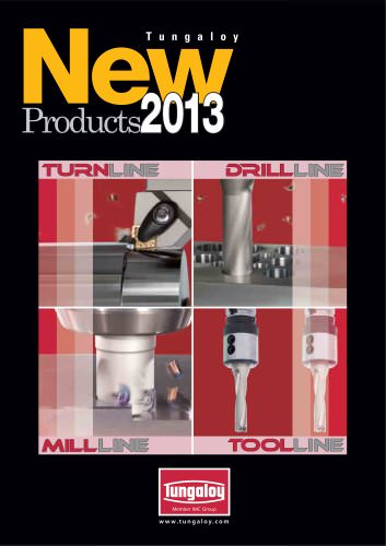 New Procucts 2013
