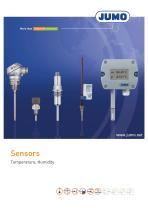 Sensors - Temperature, Humidity
