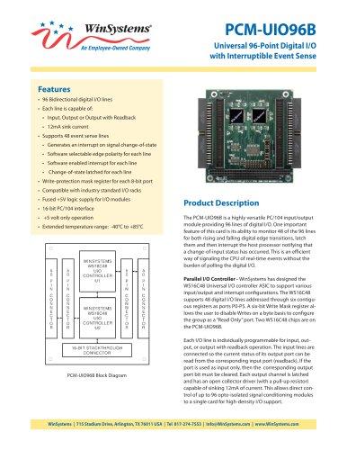 PCM-UIO96B-G