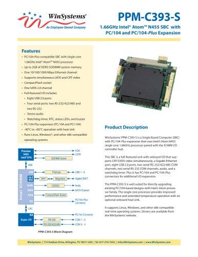 PPM-C393-S-DS