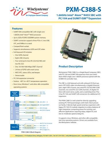 PXM-C388-S-DS