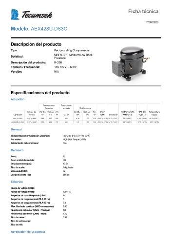 AEX428U-DS3C
