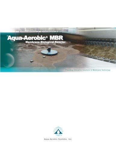 Aqua-Aerobic® MBR