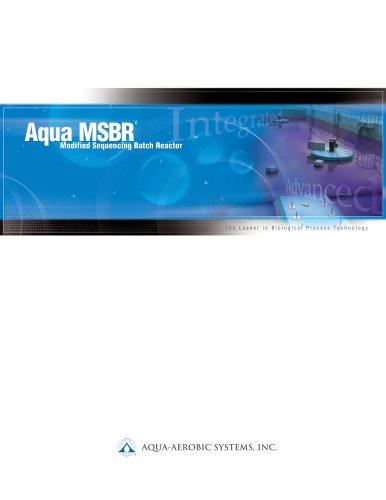 Aqua MSBR®