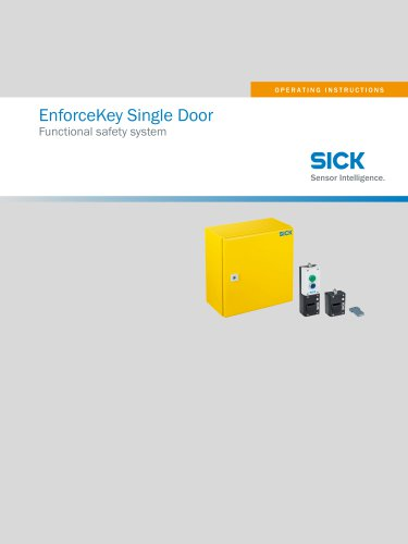 EnforceKey Single Door