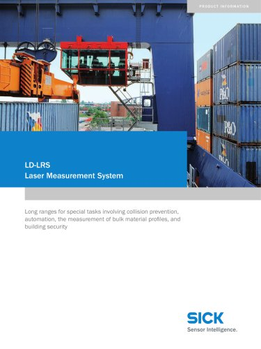 LD-LRS Laser Measurement System