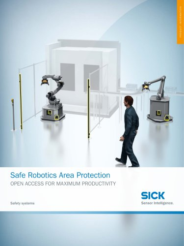 Safe Robotics Area Protection