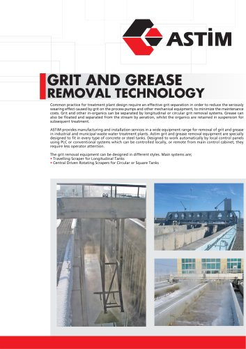 grit-and-grease-removal-systems