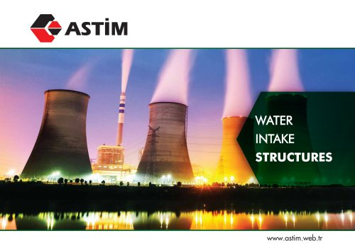 WATER INTAKE STRUCTURES