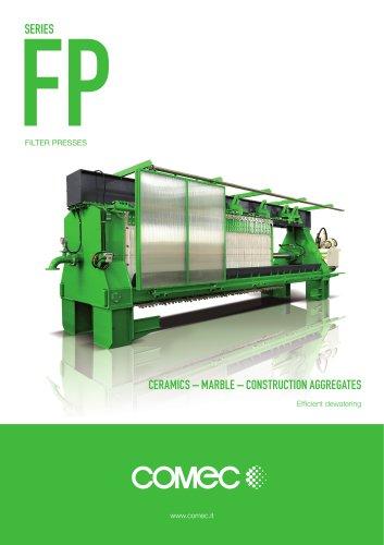 Comec-Binder Chamber Filter Press FP