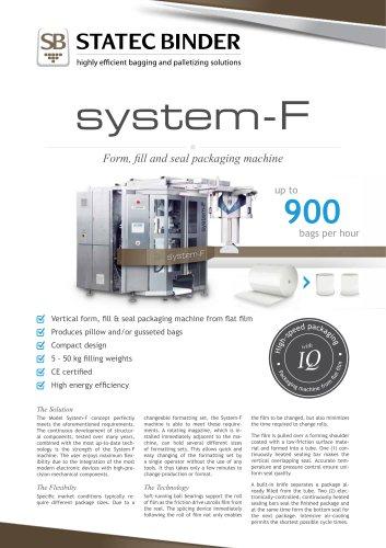STATEC-BINDER System F