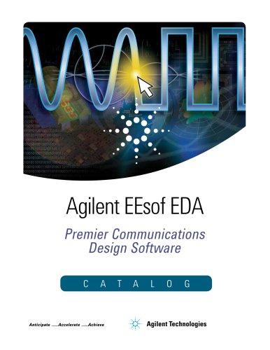 Agilent EEsof EDA Premier Communications Design Software