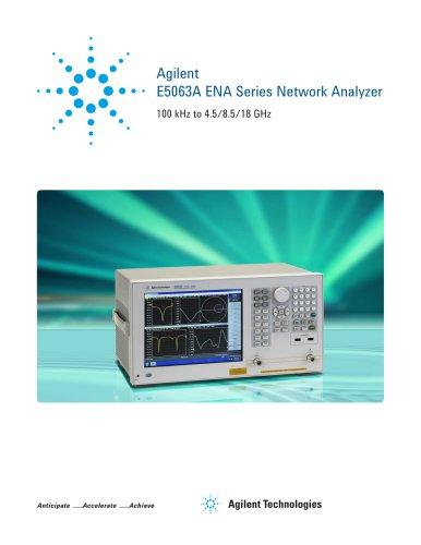 E5063A Network Analyzer