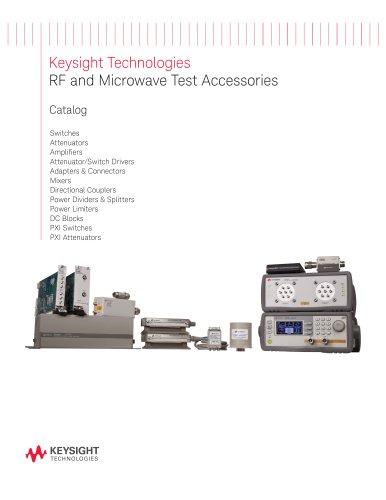 Keysight RF & Microwave Test Accessories - Catalog