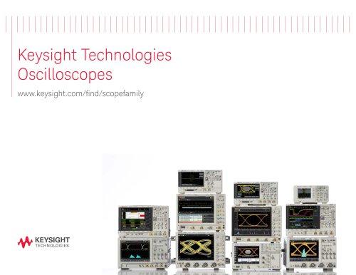 Keysight Technologies Oscilloscopes - Brochure