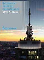 Soluciones de prueba para redes celulares de Rohde & Schwarz