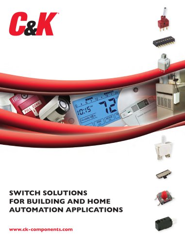 Building & Home Automation Flyer