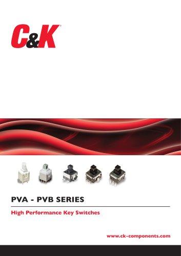 PVA - PVB series