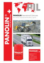 lubricantes PANOLIN