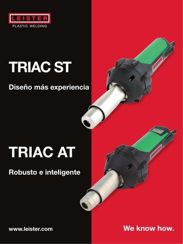 Aparato manuale TRIAC AT/ST