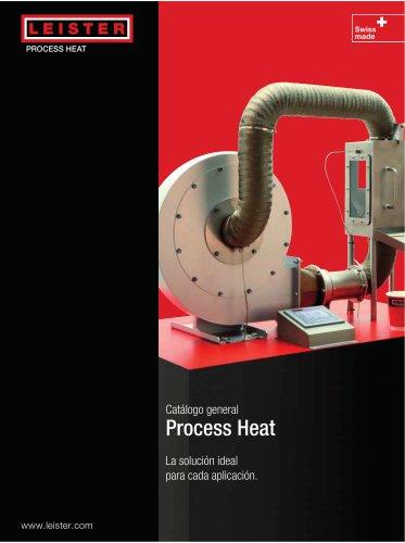 Catálogo general Process Heat