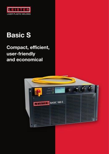 Laser welding BASIC S