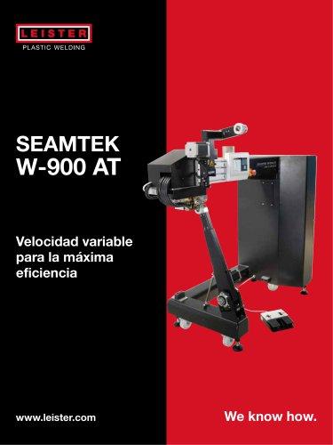 Maquina de Soldadura SEAMTEK W-900 AT