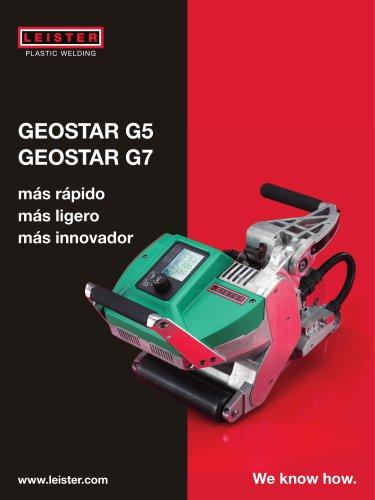 Soldadora automatica GEOSTAR G5/G7
