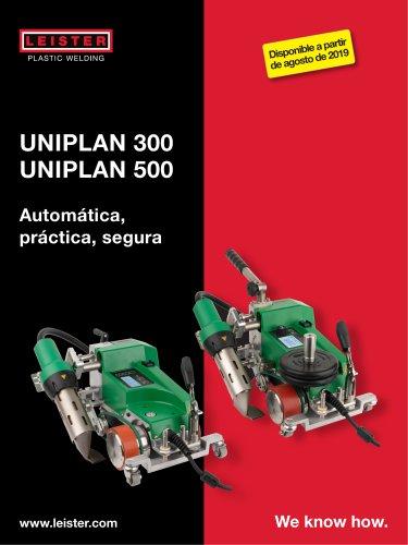 Soldadora automatica UNIPLAN 300/500