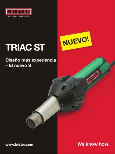 Triac ST, El nuevo S