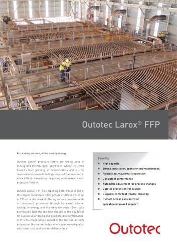 Outotec Larox® FFP
