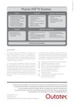 Planta VSF®X Outotec - 4