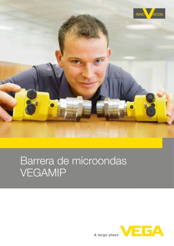 Microwave barrier VEGAMIP