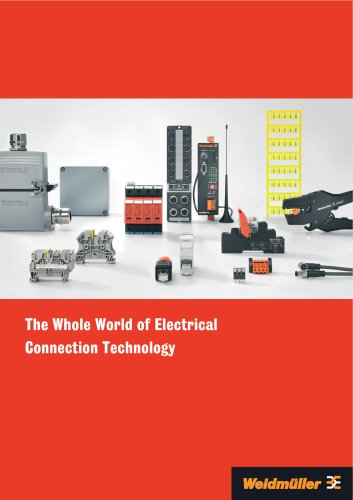 The Whole World of Electrical Connection Technology