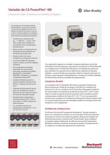 PowerFlex® 4M