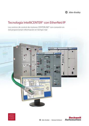 Tecnología IntelliCENTER® con EtherNet/IP