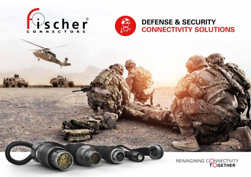 Defense & Security Connectivity Solutions