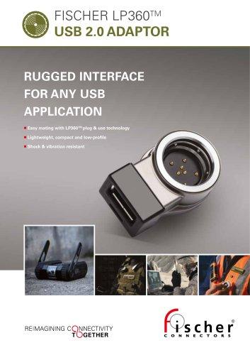 Fischer LP360™_USB 2.0 adaptor