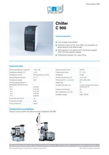 Chiller C 900