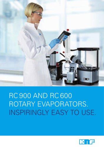 Rotary Evaporator Brochure