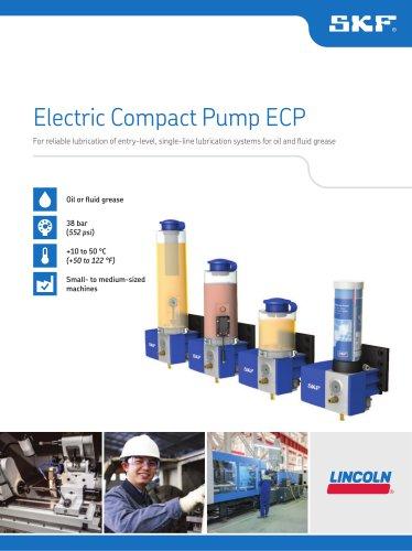 Electric Compact Pump ECP