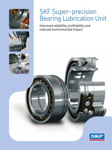 SKF Super-precision Bearing Lubrication Unit