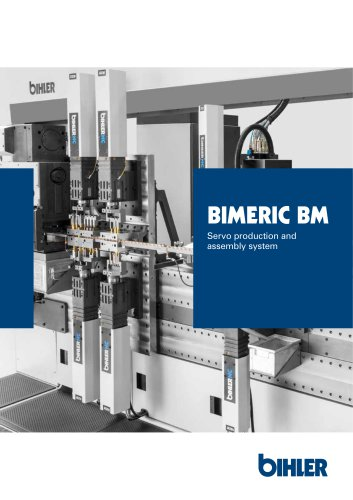 Brochure BIMERIC BM